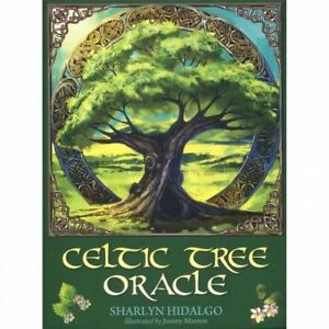 Celtic Tree (Oracle Cards) by Sharlyn Hidalgo: Free Delivery