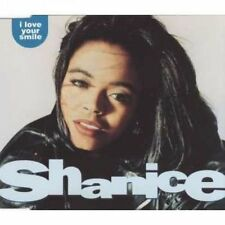 Shanice I love your smile (1991) [Maxi-CD]