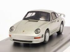 Porsche 911 3.2 Carrera E19 1984 Silver 1:43 KESS KE43024020