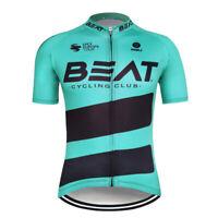 New Man Cycling Jerseys Bike Bicycle Men Jersey Breathable Professional Shirt