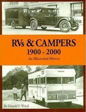 Rvs & Campers 1900-2000 Air Stream Gmc Ford Chevrolet Dodge International