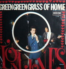 "TOM JONES GREEN GREEN GRASS OF HOME 7"" IF I HAD YOU RARE 1967 ITALY BEAT"