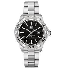 TAG Heuer Armbanduhren aus Edelstahl mit Datumsanzeige