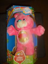 1991 Kenner Environmental Care Bears Love a Lot Bear Plush New Box Hearts Deer