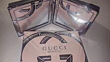 Gucci Bamboo Pocket Silver Compact Purse Mirror NEW IN BOX