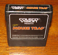 Mouse Trap (Colecovision, Coleco) Cleaned & Tested! NTSC