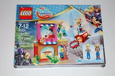Lego 41231 SUPER HERO GIRLS - Harley Quinn To the Rescue - NEW - Fast Shipping