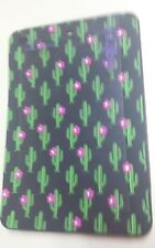 Apple iPad  Cover by Claire's Cactus and Flower