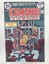 Kamandi the Last Boy on Earth #16 FN Kirby