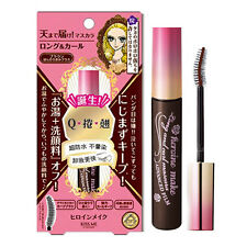 [ISEHAN KISS ME] Heroine Make Long & Curl Mascara Advanced Film 6g BROWN NEW