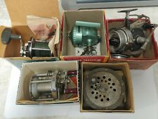 New Listing5 Vintage Fishing Reels & Boxes Pflueger, Langley, Penn, South Bend & Airex