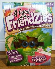 4-Eyed Friendzies Electronic Interactive Pets by Top Secret Toys - Age 4+ - Bnib