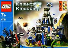 LEGO 8781- CASTELLO DI MORCIA - (2004) - KNIGHT'S KINGDOM