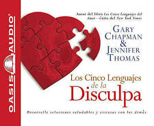 NEW Los Cinco Lenguajes de la Disculpa (Spanish Edition) by Gary Chapman