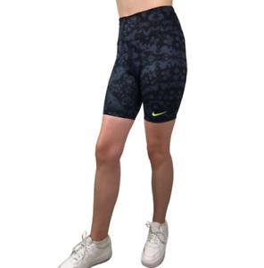 Nike One Woman's Rec Club 7 Inch Bike Shorts Yoga Gym Running Fitness XS S M L