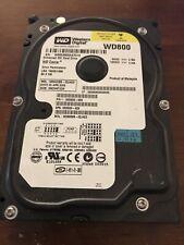 """Western Digital Caviar WD800BB-22JHC0 IDE PATA 3,5"""" 80GB HDD"""
