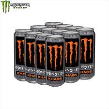 Monster Energy Drink 12X500ML Khaos