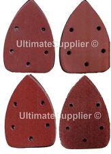 10 All Grades Electric Sander Sanding Sheets Mouse Black Decker Detail Palm Mix