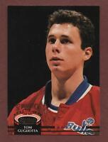 1992-93 Stadium Club #228 Tom Gugliotta Washington Bullets ROOKIE Card NM/MT
