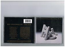 REO SPEEDWAGON CD. THE HITS..GREATEST ..BEST OF