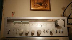 HITACHI SR-504L receiver amplifier vintage audio