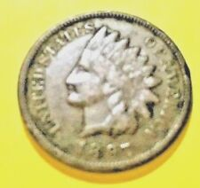 1897 INDIAN HEAD CENT ~ 122 years old - No Liberty
