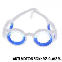 Gafas de mareo anti-movimiento Mareo Aviones Artefacto Líquido