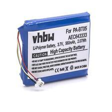 Bateria 560mAh Li-Po para Beats Studio 2.0, PA-BT05, AEC643333