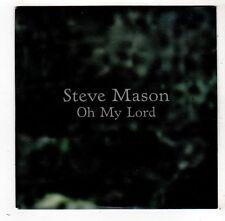 (FW798) Steve Mason, Oh My Lord - 2013 DJ CD