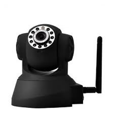 IP CAMERA TELECAMERA WIRELESS WIFI VIDEOSORVEGLIANZA **