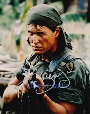 TOM BERENGER SIGNED 10X8 PP PHOTO platoon inception