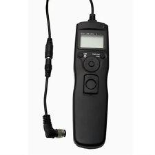 N1 Timer Shutter Release Cord for Nikon D700 D300 D200 D3x D2 D1 Remote Control