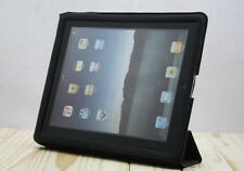 New Cover Smart Case Black Foldable Front Back Cover For Apple IPAD 2 3 4  USA