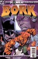 The Power Company Bork #1 Comic Book - DC