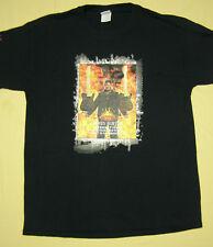 James Burton 2014 International Guitar Festival T-Shirt size L Black Shreveport