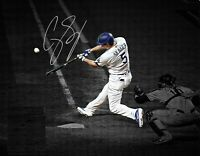 Corey Seager Autographed Signed 8x10 Photo ( Dodgers ) REPRINT