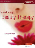 S/NVQ Level 1 Introducing Beauty Therapy-ExLibrary
