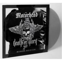 MOTORHEAD - Death or Glory RSD 2018 Silver LP Vinyl New!!