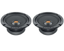 COPPIA WOOFER SPL 16CM HERTZ SV165.1 + SUPPORTI VOLKSWAGEN GOLF VI 6 '10> POST