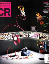 CR Creative Review August 2008 Chrissie Macdonald China Book Covers London Tube