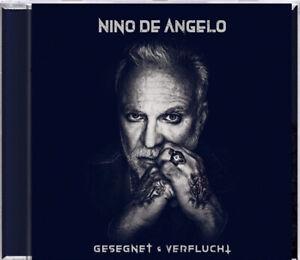 """NINO DE ANGELO - """"Gesegnet und Verflucht"""" OVP"""