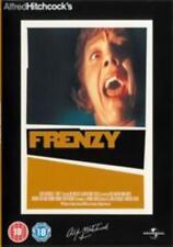 FRENZY ALFRED HITCHCOCK JON FINCH BARRY FOSTER UNIVERSAL UK REGION 2 DVD NEW
