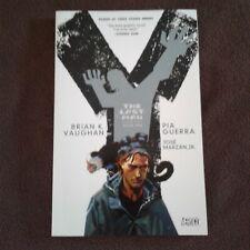Y: THE LAST MAN Book One Graphic Novel 2014 SC TPB Horror Vertigo 1st Printing!
