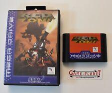 Red Zone (PAL) Sega Mega Drive MD 1993 con funda