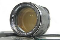 Pentax SMC Super-Multi-Coated Takumar 85mm F/1.8 MF Lens SN5686343 for M42 Mount