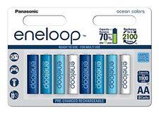 Panasonic Eneloop Ocean Colors 1900mah   Edición limitada