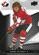 Bobby Clarke #85 - 2018 Team Canada Juniors - Base Retired