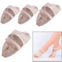 Ballett Tanzschuhe Barfußtanz Schuhe Fußschutz Dance Foot Sole Shoe Toe Thong