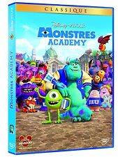 DVD *** MONSTRES ACADEMY ***  Walt Disney N° 107  ( neuf emballé )