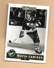 (1) MARIO LEMIEUX 1992 DRAFT PICS  # SP1 LAVAL MINOR LIMITED CARD (H0195)